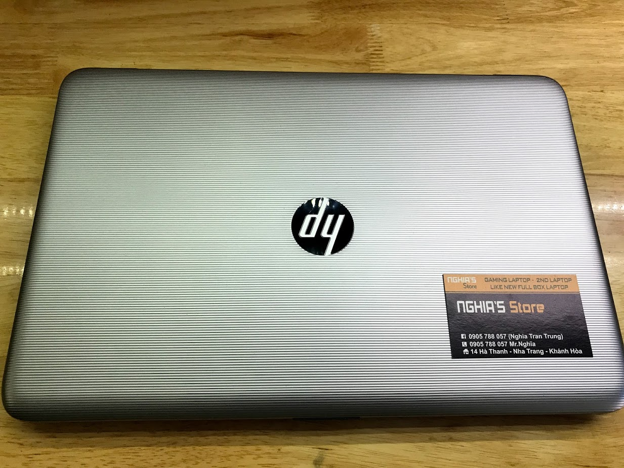 HP Notebook 15-ay071TU